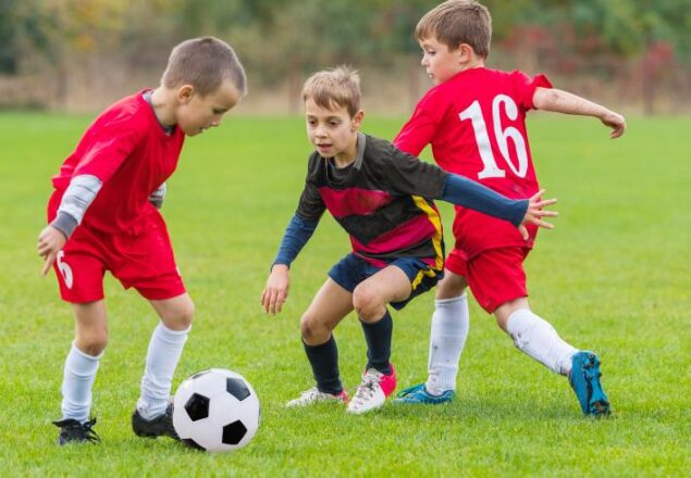 inscrire son enfant au football